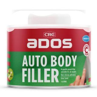 ADOS AUTO BODY FILLER MEDIUM WEIGHT CAN 500ML EA