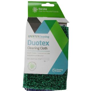 OFERTEX CLEANING CLOTH DUOTEX 15 X 15CM PACK/2