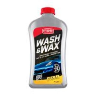 CRC WASH AND WAX 1 LITRE