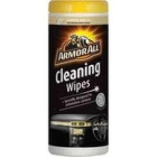 ARMOR ALL CLEANING WIPES EA
