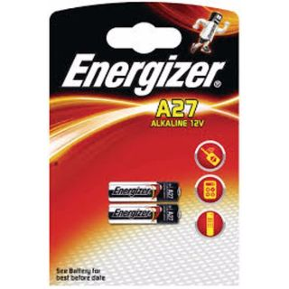 ENERGIZER ALKALINE BATTERY A27BP2