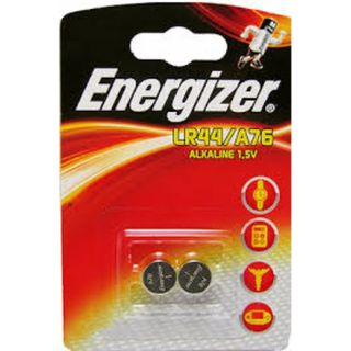 ENERGIZER BUTTON BATTERIES A76 BP2 / LR44