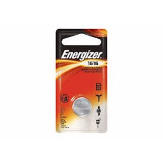 ENERGIZER COIN BATTERY LITHIUM CR1616 3V BL/1