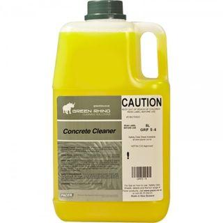 GREEN RHINO CONCRETE CLEANER - GRF5 5L