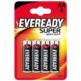 EVEREADY SHD BATTERY AA/4