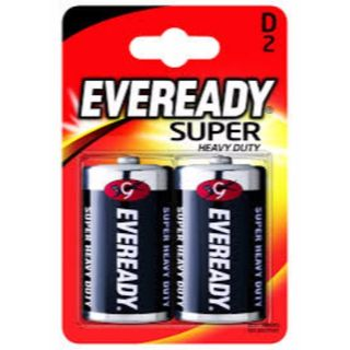 EVEREADY SHD BATTERY D/2