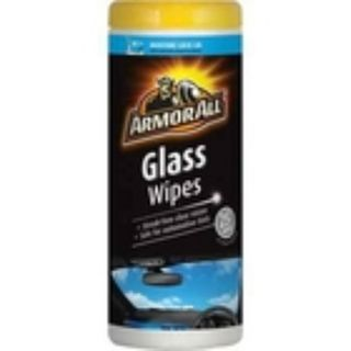 ARMOR ALL GLASS WIPES EA