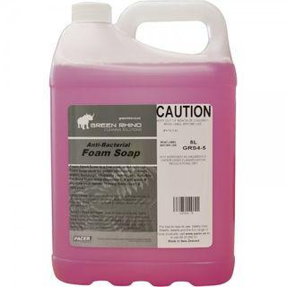 PURE CHEM ANTI-BAC FOAM HAND SOAP - CARTRIDGE 1L