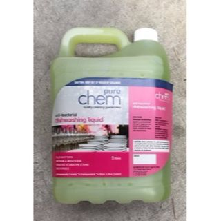 GREEN RHINO LEMON DISHWASH DETERGENT - GRK2 5L