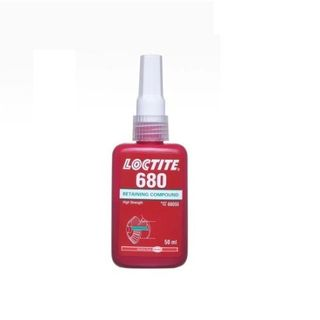 LOCTITE 680 RETAINING COMPOUND HIGH STRENGTH 50ML EA