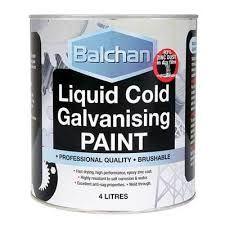 BALCHAN COLD GALVANISING PAINT ZINC-RICH AEROSOL 400G EA