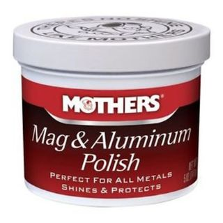 MOTHERS MAG AND ALUMINIUM POLISH 5OZ/141GM