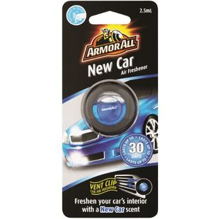 ARMOR ALL AIR FRESHENER VENT - NEW CAR BOX/6