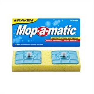 RAVEN MOP-A-MATIC MULTIFIT REFILL EA