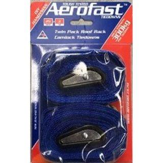 AEROFAST ROOFRACK CAMLOCK TIEDOWNS 3M x 25MM 300KG EA/PAIR