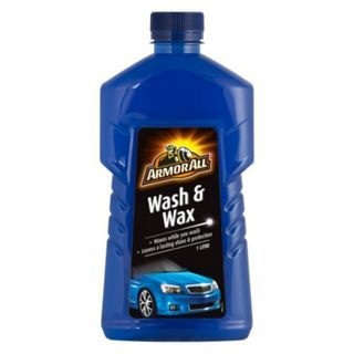 ARMOR ALL WASH AND WAX 1L EA