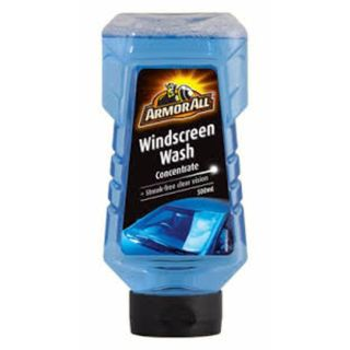 ARMOR ALL WINDSCREEN WASH 500ML EA