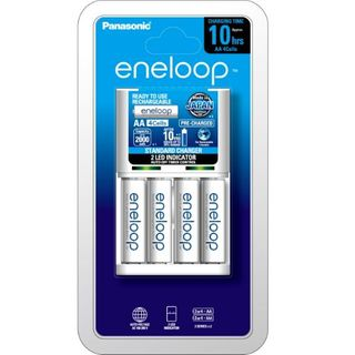 ENELOOP CHARGER WITH 4 X AA