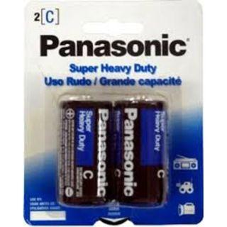 PANASONIC SHD BATTERIES C/2