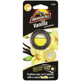 ARMOR ALL AIR FRESHENER VENT - VANILLA EA