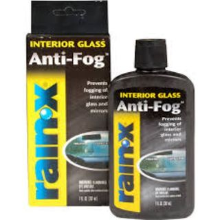 RAIN EX INTERIOR GLASS ANTI FOG 103ML EA