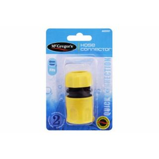 MCGREGORS QUICK CLIP HOSE CONNECTOR 12MM EA