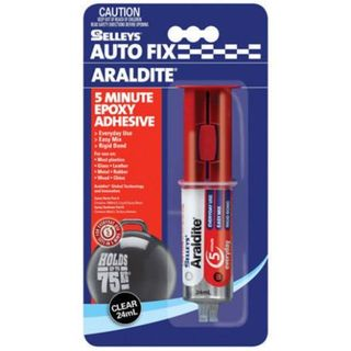 SELLEYS ARALDITE 5 MINUTE 24ML BL/1