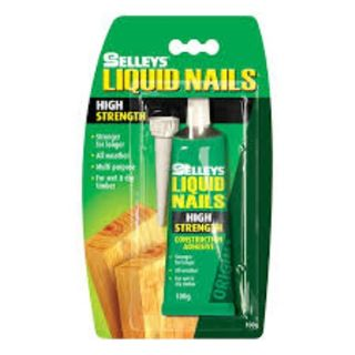 SELLEYS LIQUID NAILS ORIGINAL TUBE 100G BL/1