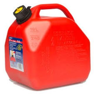 SCEPTER FUEL CAN 10L PACK/5