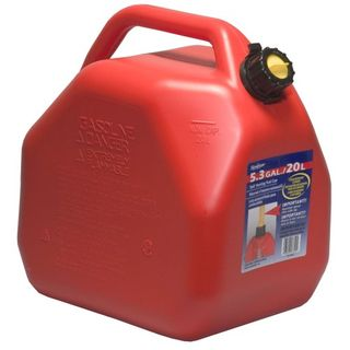 SCEPTER FUEL CAN SQUAT 20LTR