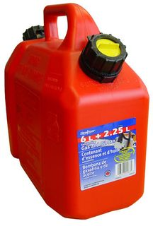 SCEPTER COMBINATION FUEL CAN