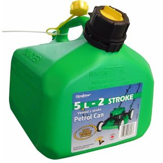 SCEPTER FUEL CAN 2 STROKE GREEN 5LTR