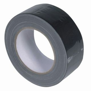 HANDY BITS CLOTH TAPE SILVER - LARGE 48MM X 25M