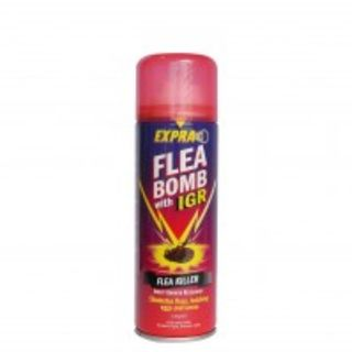EXPRA FLEA BOMB WITH IGR 125G EA