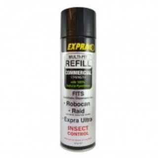 EXPRA MULTIFIT COMMERCIAL STRENGTH INSECT CONTROL REFILL 305G EA