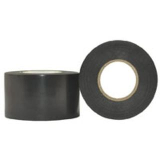 SELFSTICK PVC DUCT TAPE BLACK 48MM X 30 MTR