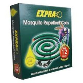 EXPRA MOSQUITO REPELLENT COILS 156G