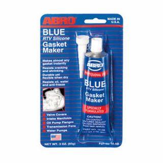 ABRO RTV SILICONE GASKET MAKER BLUE 85G BL/1