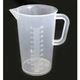 MEASURNG JUG PLASTIC 500ML EA