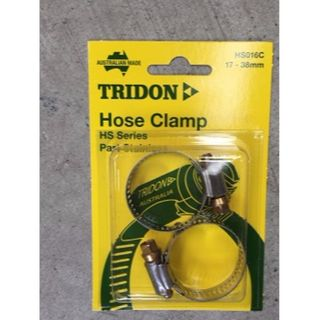 TRIDON CARDED HOSE CLAMPS HS16C