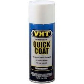 VHT QUICK DRY PAINT WHITE GLOSS