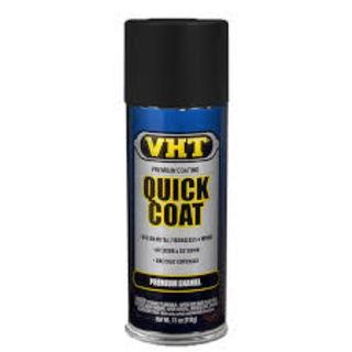 VHT QUICK DRY PAINT FLAT BLACK