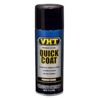 VHT QUICK DRY PAINT BLACK GLOSS