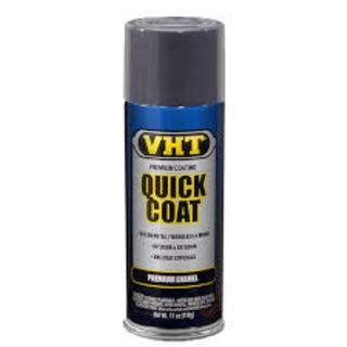 VHT QUICK DRY PAINT GREY MACHINERY