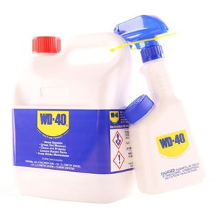 WD-40 CLASSIC VALUE PACK WITH APPLICATOR 4L EA