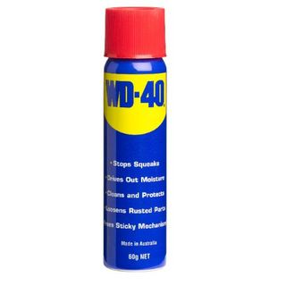 WD40 CLASSIC HANDY CAN (60G / 73.6ML) AEROSOL EA