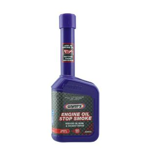 WYNNS ENGINE OIL STOP SMOKE (DIESEL & PETROL & LPG) 325ML EA
