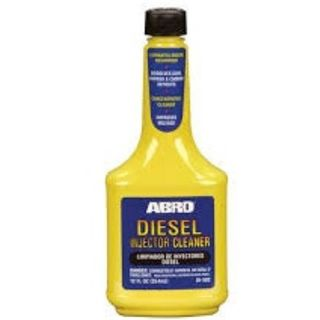 ABRO DIESEL INJECTOR CLEANER 324ML EA
