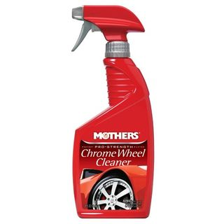 MOTHERS CHROME WHEEL CLEANER SPRAY 710ML EA
