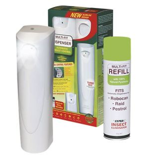 EXPRA ULTRA INSECT CONTROL DISPENSER PACK MULTIFIT 305G EA